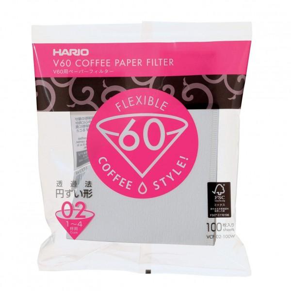 Filterpapier Hario V60 02