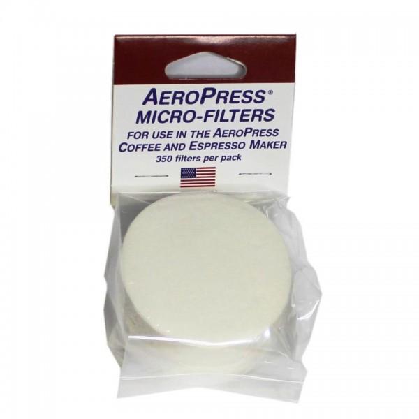 Filterpapier AeroPress® Coffee & Espressomaker 350 Stück