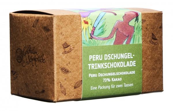 Reinholz Peru Dschungelschokolade Pur 100g