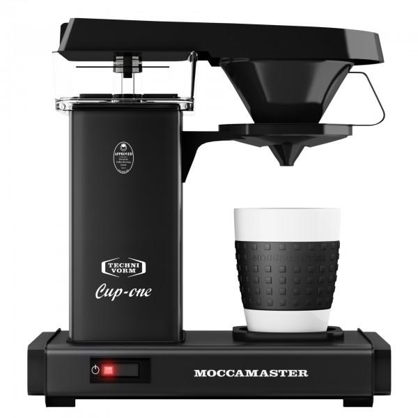 Moccamaster Cup One Matt Black