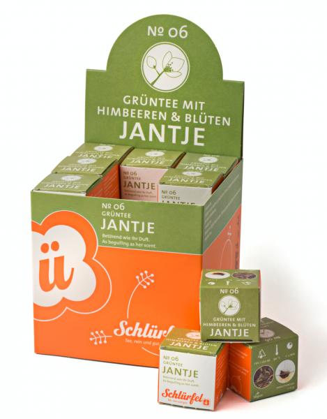 "Grüntee ""Jantje"" No. 06"