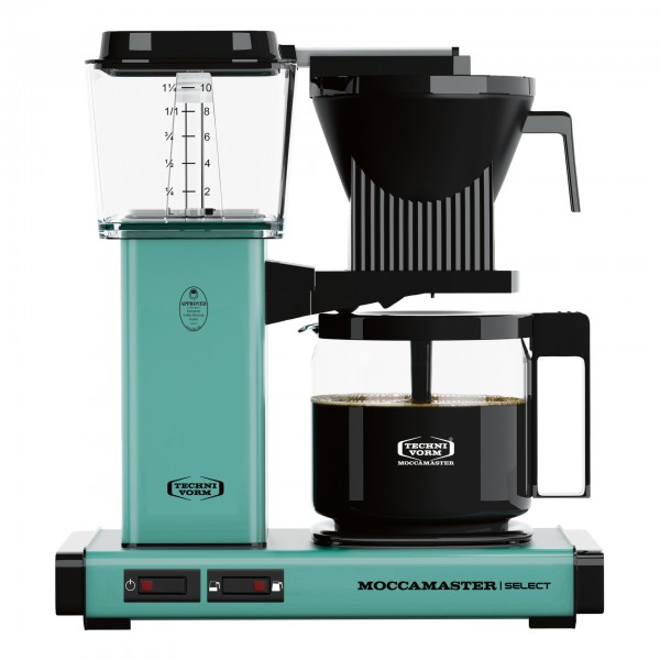 Moccamaster KBG Select Turquoise