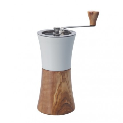 Coffee Mill Olive Wood