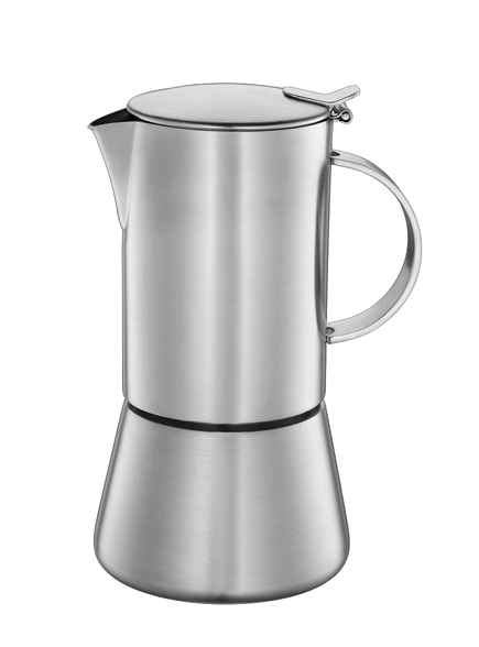 Reinholz Kaffeerösterei cilio Espressokocher AIDA matt