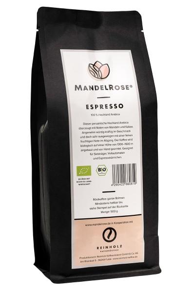 Bio MANDELROSE Espresso