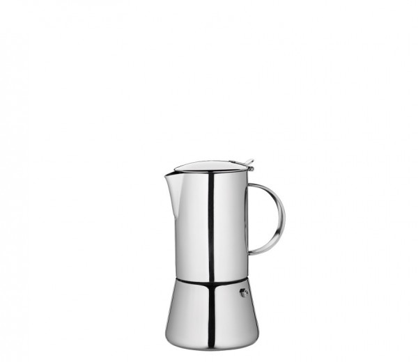 cilio Espressokocher AIDA glänzend 2 Tassen