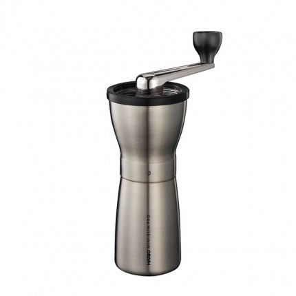 Ceramic Coffee Grinder Mini-Slim MSS PRO Stainless Steel
