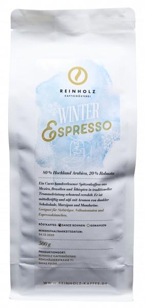 Reinholz Kaffeerösterei Winter Espresso 500g