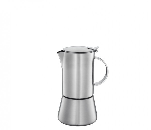 cilio Espressokocher AIDA matt 4 Tassen