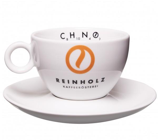 Reinholz Caffè Latte Tasse Set