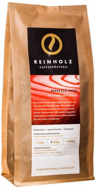 Reinholz Kaffeerösterei Espresso Enzo 500g