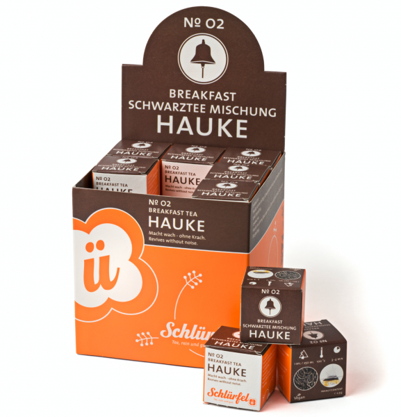"Breakfast Tea ""Hauke"" No. 02"