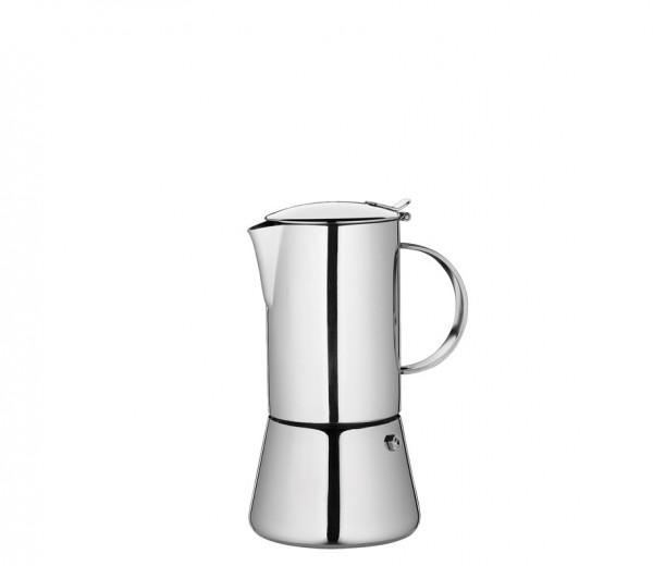 cilio Espressokocher AIDA glänzend 4 Tassen